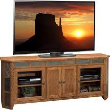 Tv Bench Oak Legends Furniture Oc1256 Oak Creek 72