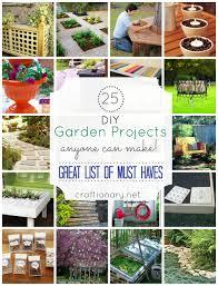 Craft Ideas For The Garden Diy Garden Projects Jpg