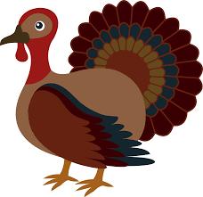 thanksgiving turkey free clip