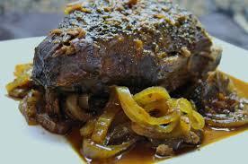 Balsamic Roast Beef In Oven Balsamic Eye Of Round Roast Edible Harmony