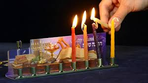 channukah candles how to light the chanukah candles