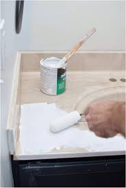 the 25 best painting bathroom countertops ideas on pinterest