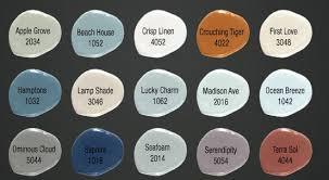kensington paint colors ideas clark kensington paint color chart