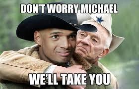 Michael Sam Memes - welcome to dallas michael sam funny