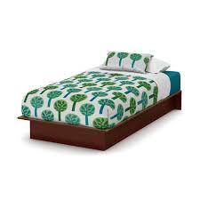 Kids Platform Bed South Shore Smart Basics Twin Platform Bed 39 U0027 U0027 Multiple