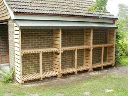 How To Build A Shed Against House by The 25 Best Log Store Ideas On Pinterest Wood Store Wheelie