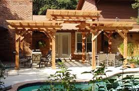 Pergola Ceiling Fan by Pergola Installation Company San Antonio Tx Builders