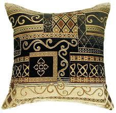 Clearance Decorative Pillows Flagship Ebony Throw Pillow Decorative Pillows Accent Pillows
