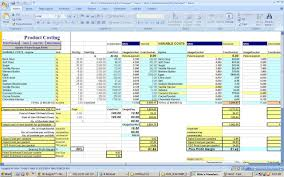 Expense Report On Excel by Home