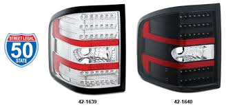 2004 f150 tail lights led tail light sets flareside 2004 08 ford f150 lmc truck
