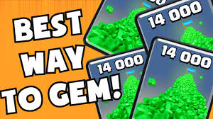 clash royale best way to spend gems fastest way to max your cards