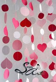love decorations for the home white love heart garland love heart decoration chicken and