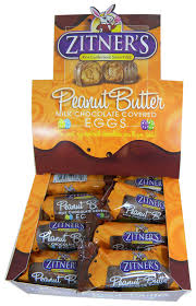 zitner s butter eggs zitner s peanut butter eggs 24ct blaircandy