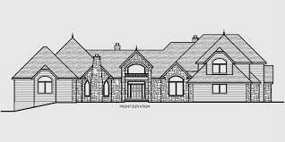 luxury house plans master on the main house plans 10080