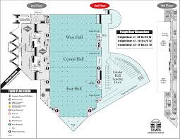 embassy suites floor plan the facility city of tampa