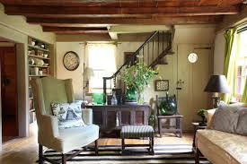living room in litchfield ct by annie kelly art design