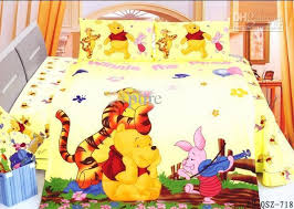 Winnie The Pooh Comforter Sale Winnie The Pooh New Queen Size Bed Quilt Cover Set Bed In