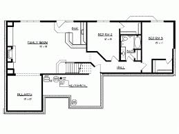 4 bedroom house plans with walkout basement ideas 4 bedroom