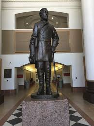 Black Flag Statue Puzzle For Second Time Neisd Board To Consider Lee High Name