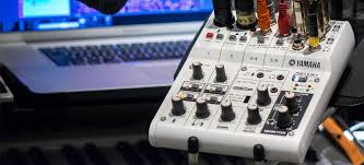 Best Small Mixing Desk Review Yamaha Ag06 6 Channel Mixer Usb Audio Interface Ask Audio