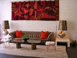 Moroccan Living Room With Vibrant Colors  Fresh Design Pedia - Moroccan living room set