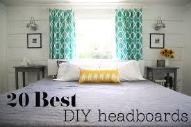 diy headboard best diy headboards jpg