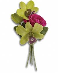 boutineer cost prom corsages boutonnieres delivery rockford il crimson ridge