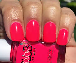 my nail polish obsession color club love tahiry scented collection