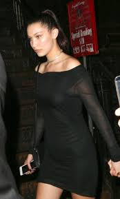 bella u0026 gigi hadid arriving at rihanna u0027s private met gala after