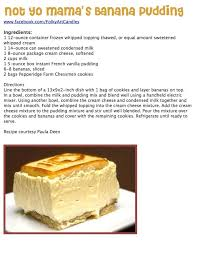 best 25 paula dean banana pudding ideas on pinterest banana