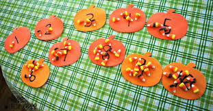 halloween math halloween activites candy corn counting mess for less
