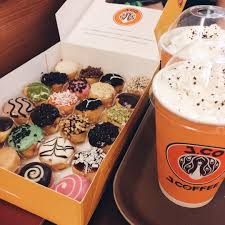 Coffe J Co j co donuts coffee sm southmall almanza uno las pi祓as reviews