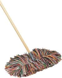 the best wool dust mop we ve used naturally attracts