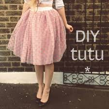 how to make tulle skirt diy tutu the must make party skirt by london
