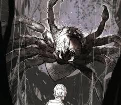 la chambre des secrets la fameuse araignée aragog qu on voit dans harry potter et la