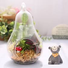 Home Decor Glass Compare Prices On Decorative Glass Container Online Shopping Buy