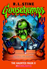 goosebumps the haunted mask ii goosebumps original covers