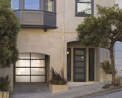 modern contemporary garage door installation orange county ca