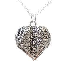 necklace with locket images Anatomical heart locket necklace in sterling silver jpg