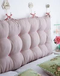 making a padded headboard with buttons 22463
