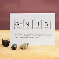 who made the modern periodic table nerd or genius funny periodic table cards by newton and the apple