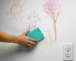 clean wall how to remove stains from walls wall cleaning guide by homifull