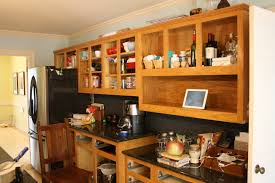 Do It Yourself Kitchen Cabinet Open Kitchen Cabinets No Doors Kitchen Decoration
