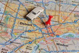 Map Of Metro Detroit by State Of Mobility An Interactive Map Crain U0027s Detroit Business