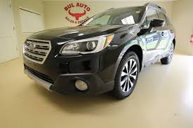 used subaru outback for sale 2015 subaru outback 2 5i limited loaded with options stock 16164