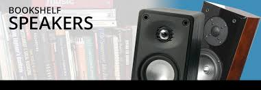 Bookshelf Audio Speakers Rbh Sound Bookshelf Speakers