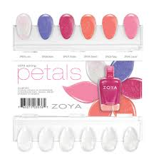 zoya spring 2016 nail polish collection u2013 petals manicured