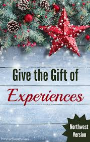northwest experiences holiday gift guide gift ideas for the