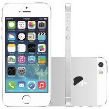 Basta iPhone 5s 16GB Branco - Saldao da Informatica #WM84