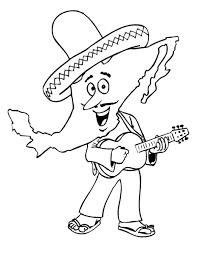 brilliant mexican culture coloring pages along inspiration article